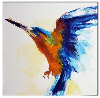 Sing  the song 80x80 cm