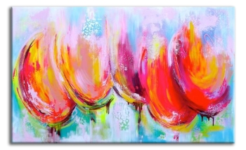 Giving the best 100x60cm